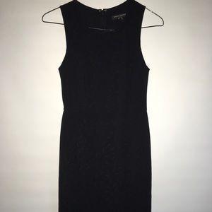 Banana Republic Black Sleeveless Dress
